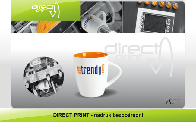 Zamówienie Direct print