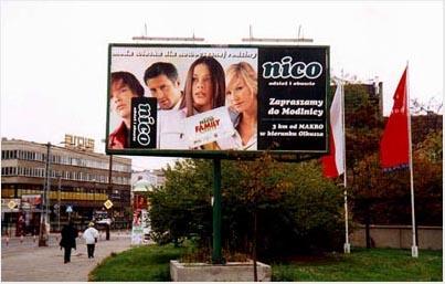 Zamówienie Billboardy