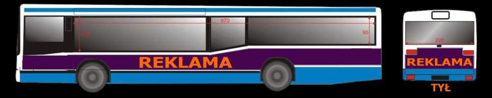 Zamówienie Reklama na autobusach - Gdańsk, Sopot, Gdynia