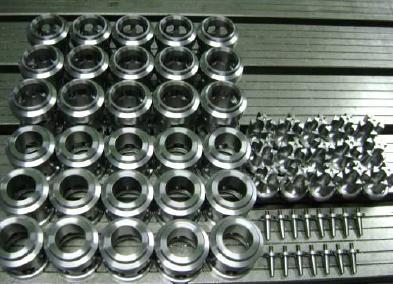 Zamówienie Wykonywanie elementów do maszyn