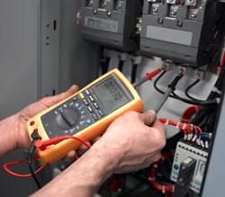 Zamówienie Wykonywanie pomiarów elektrycznych i ochronnych