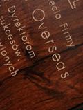 Zamówienie Grawerowanie w drewnie