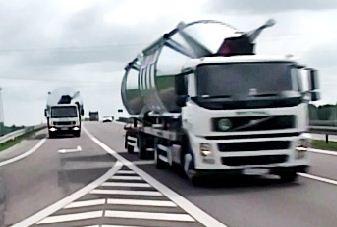 Zamówienie Transport silosów