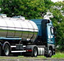Zamówienie Transport krajowy materiałów płynnych