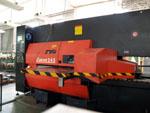 Zamówienie Wykrawarka CNC Amada Europa
