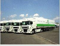 Zamówienie Spedycja drogowa