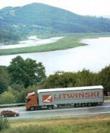 Zamówienie Międzynarodowy transport i spedycja pojazdami Volvo z naczepami o pojemności 102m3.