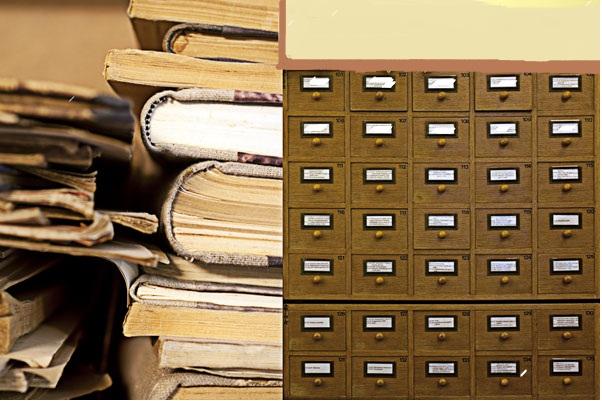 Zamówienie Porządkowanie archiwum