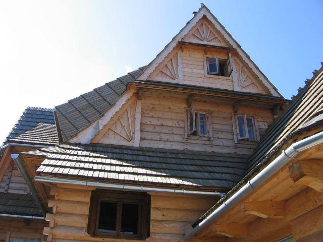 Zamówienie Widok domu od strony północnej