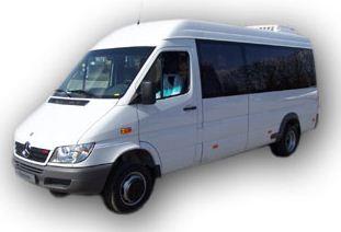 Zamówienie Wynajem autobusów