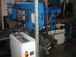 Zamówienie Przecinarka taśmowa CNC