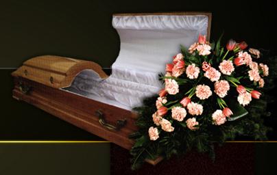 Zamówienie Organizacja ceremonii pogrzebowych