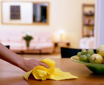 Zamówienie Sprzątanie mieszkań i domów