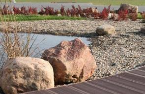 Zamówienie Projektowanie i budowa stawów ogrodowych