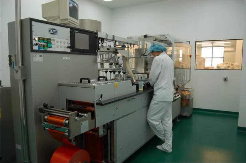 Zamówienie Konfekcjonowanie preparatów farmaceutycznych