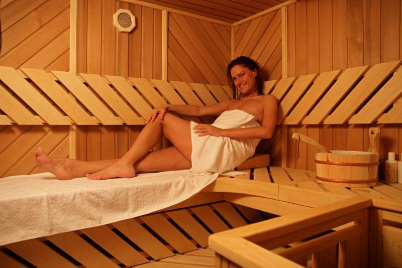 Zamówienie Hotelowa sauna