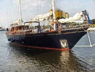 Zamówienie Okucia podkładowe jachtów