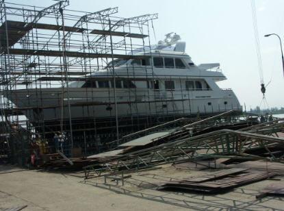 Zamówienie Projektowanie jachtu