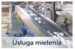 Zamówienie Mielenie odpadów PVC