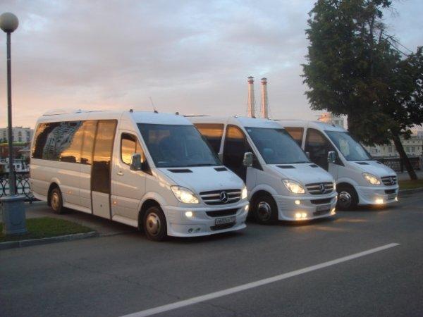 Zamówienie Bus do Londynu