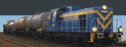 Zamówienie Wykonywanie przewozów kolejowych rzeczy (licencjonowany przewoźnik)