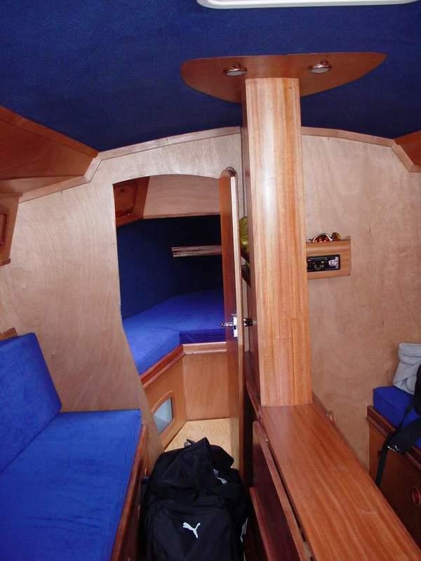 Zamówienie Jacht TES 32
