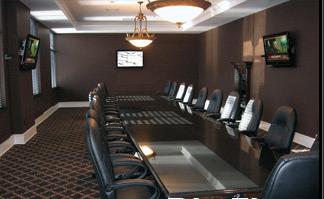 Zamówienie Projektowanie sal konferencyjnych