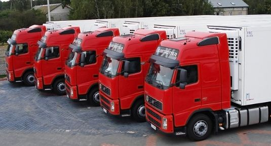 Zamówienie Transportowanie