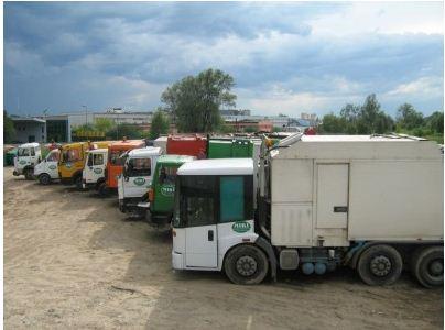 Zamówienie Usługi utylizowania odpadów