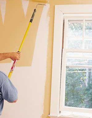 Zamówienie Malowanie ścian