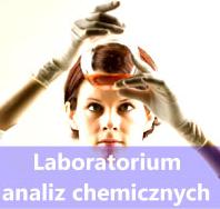 Zamówienie Laboratorium analiz chemicznych / pomiarów własności fizyko-chemicznych
