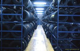 Zamówienie Logistyka i utylizacja zużytych opon