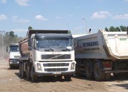 Zamówienie Usługi transportowania ładunków