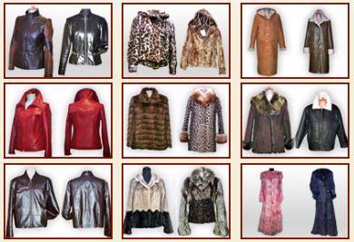 Zamówienie Szycie skórzanej odzieży na zamówienie