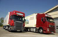 Zamówienie Transport międzynarodowy warzyw i owoców w chłodniach.