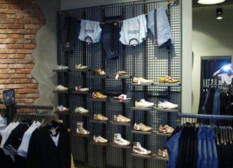 Zamówienie Architektura wnętrza sklepów