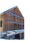 Zamówienie Montaż domów drewnianych