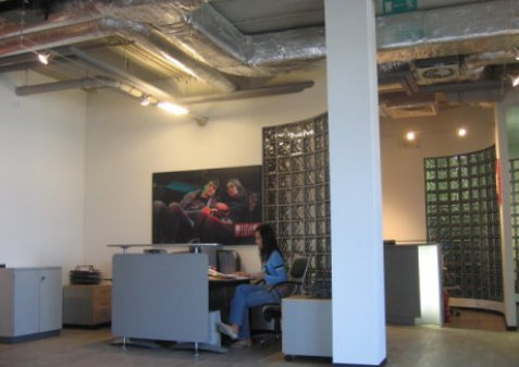Zamówienie Projektowanie wnętrz biurowych