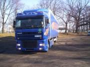Zamówienie Transport ładunków krajowych