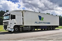 Zamówienie Transport i spedycja samochodowa