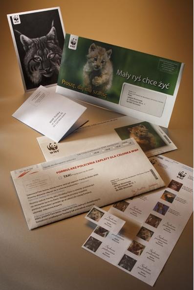 Zamówienie Mailing fundraisingowy