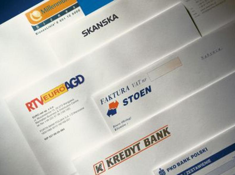 Zamówienie Dokumenty firmowe
