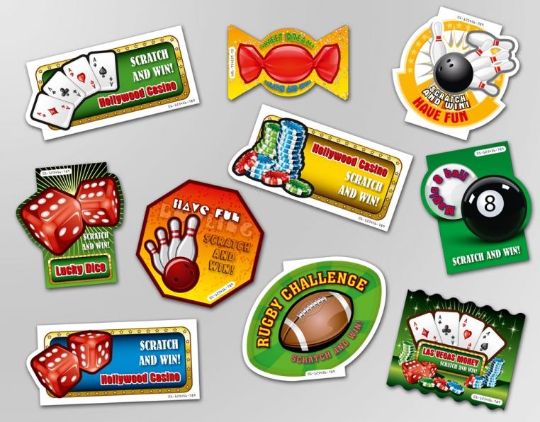 Zamówienie Losy loteryjne