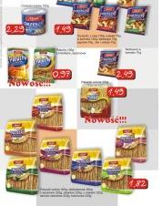 Zamówienie Sprzedaż hurtowa szerokiej gamy artykułów spożywczych.