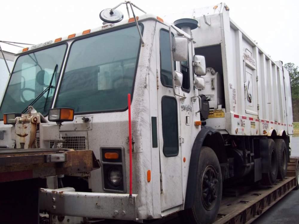 Zamówienie Odbiór i transport odpadów