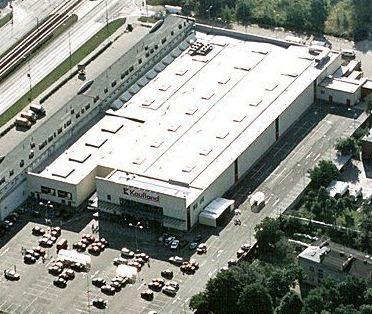 Zamówienie Realizacja projektu- obiekt handlowy- budowa hipermarketu Kaufland