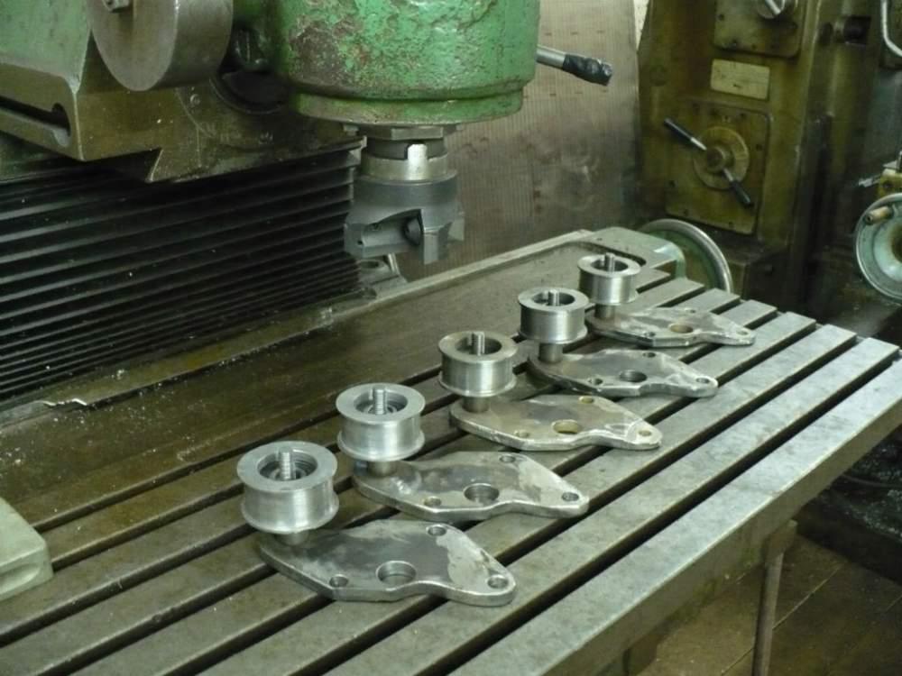 Zamówienie Obróbka mechaniczna metali