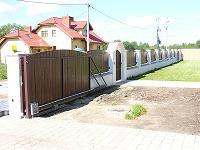 Zamówienie Fachowe wykonawstwo ogrodzeń dla domu