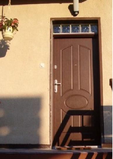 Zamówienie Montaż drzwi Gerda