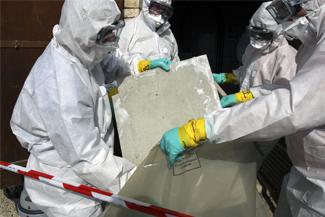 Zamówienie Utylizacja azbestu